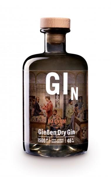 Gießen Dry Gin Magnum (1500 ml)
