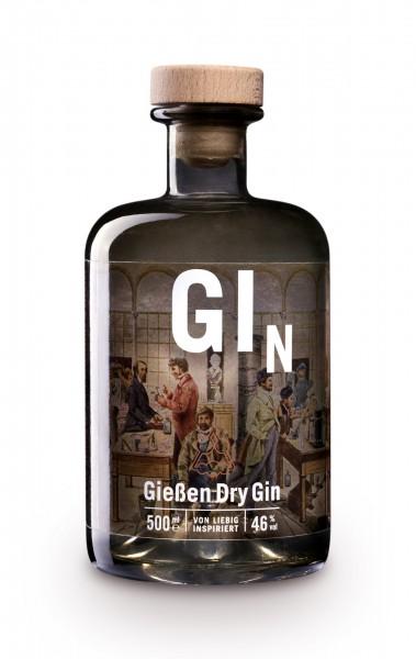 Gießen Dry Gin (500 ml)